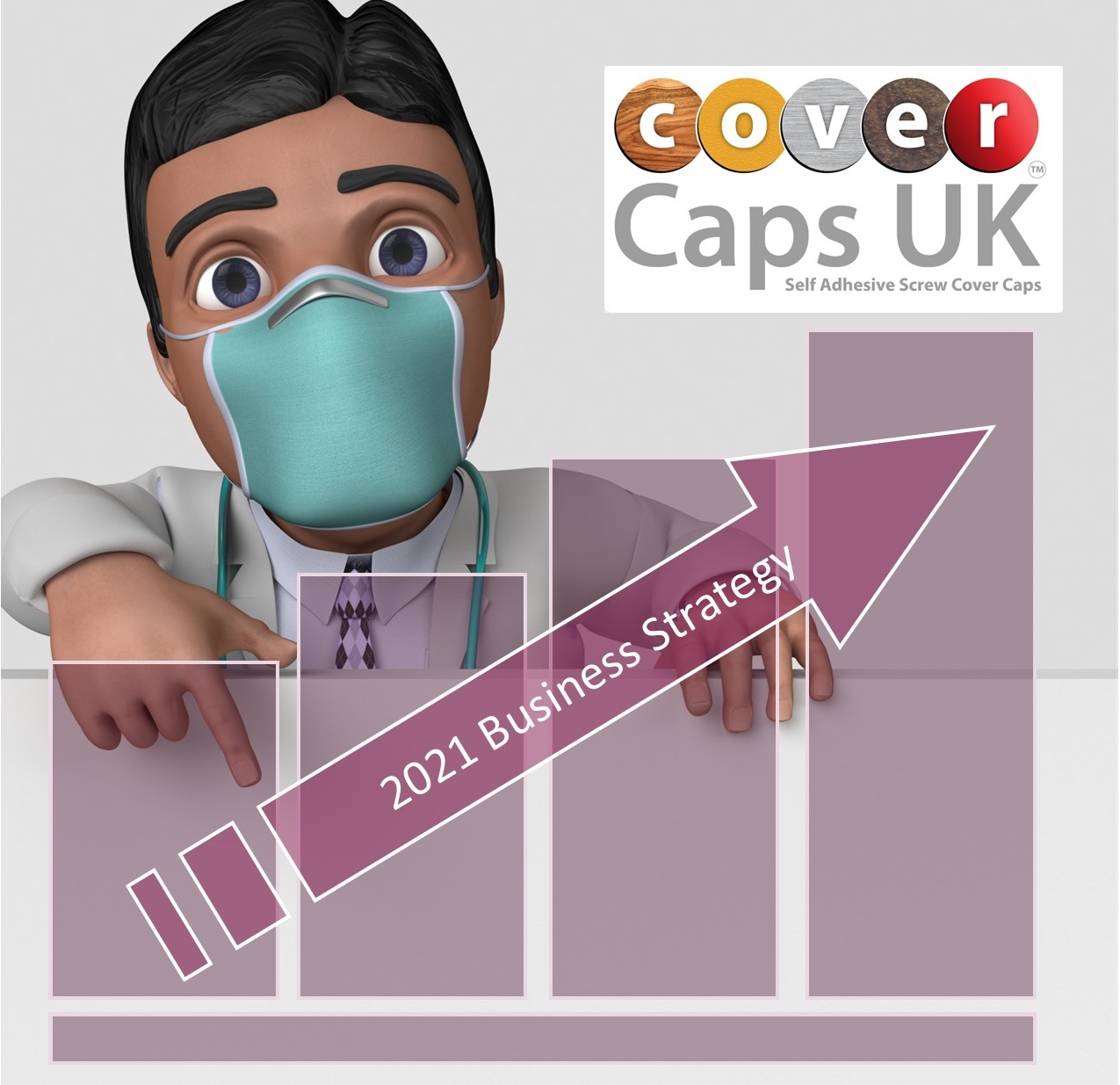 Cover-Caps UK Business Strategy 2021